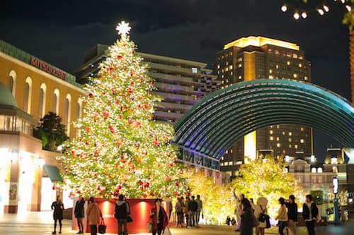 「クリスマス絵画コンサート・ダンス爆発・ジュエリー・時計展示会!!」恵比寿ガーデンプレイス内で開催