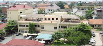 シアヌーク病院