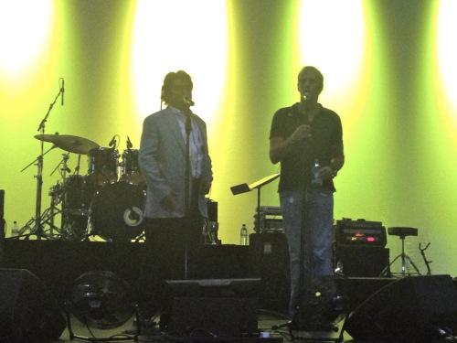 深見東州と世界の友人コンサートツアー、マイケル・ボルトンと共演