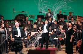 世界芸術文化振興協会(IFAC) 主催、チャリティガラ・コンサート