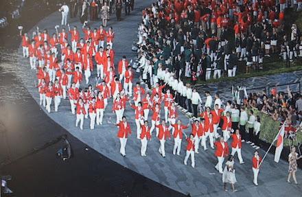 全参加国から女性アスリートが参加した歴史的なロンドンオリンピック