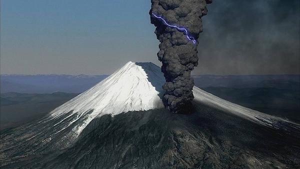 富士山はいつ噴火してもおかしくない