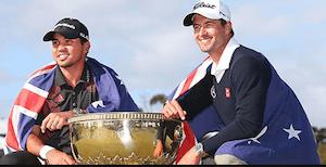 ISPSハンダ ワールドカップゴルフ、日本は3位