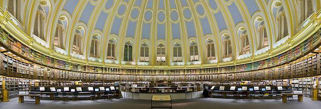 大英図書館