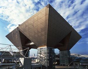 東京ビッグサイトの会議棟