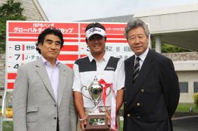 「ISPSハンダグローバルチャレンジカップ」で、若手と再チャレンジするベテランゴルファーを支援