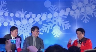 ジャッキー・チェン、マイケル・ボルトンも登場、「クリスマス絵画コンサート・ダンス爆発・ジュエリー・時計展示会!!」
