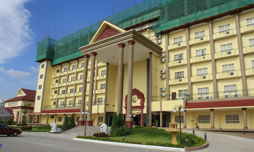 私立カンボジア大学