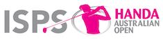 ISPSハンダ・オーストラリアン女子オープンのロゴ