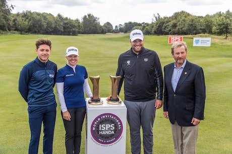 ナイル・ホーランのモデスト・ゴルフ主催「ISPS HANDA WORLD INVITATIONAL MEN | WOMEN」が北アイルランドで開催