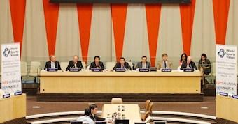 国際スポーツ振興協会 ( 会長 : 半田晴久 ) は国連「文明の同盟」と、SPORT AT THE SERVICE OF HUMANITY のパートナー
