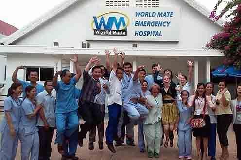 ワールドメイトのカンボジアでの支援活動の歴史(2)〜医療システム崩壊の中での医療福祉活動〜