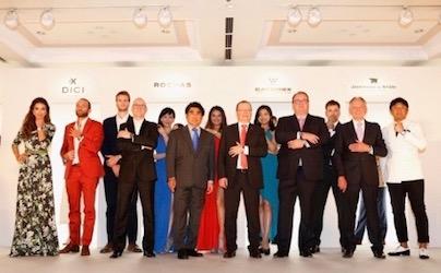 株式会社ミスズによる6つの世界的ブランドの日本上陸ローンチパーティ